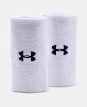 언더아머 UA Under Armour 6 UA Performance Wristband 2-Pack