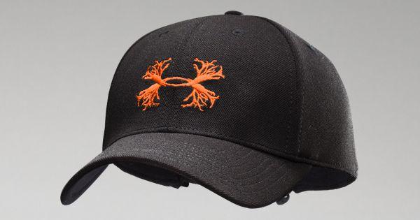 5d9a59ccab0 Men s UA Antler Logo Adjustable Cap