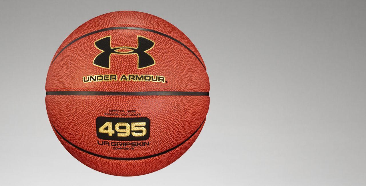 UA 495 Indoor/Outdoor Basketball | Under Armour US