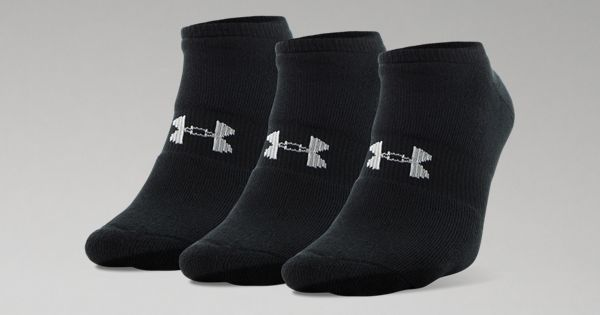 UA HeatGear® SoLo – 3-Pack Adult Sock