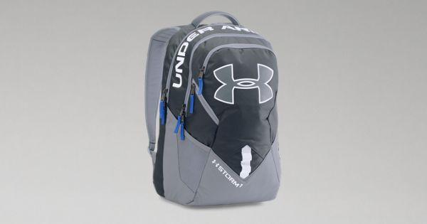 31b49d7581 UA Storm Big Logo IV Backpack | Under Armour US
