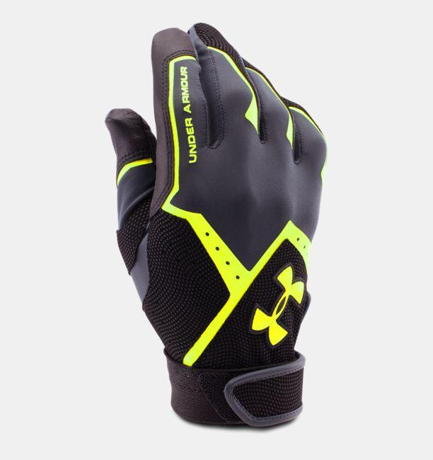 Nike Batting Gloves Canada: Men's UA Clean-Up VI Batting Gloves