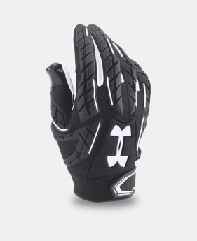 언더아머 럭비 장갑 Under Armour Mens UA Fierce VI Football Gloves