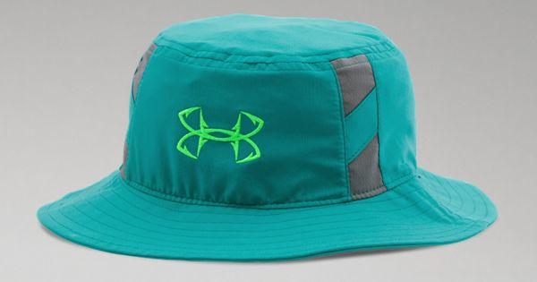 2cebe7ec091 Boys  UA Fish Hook Bucket Hat