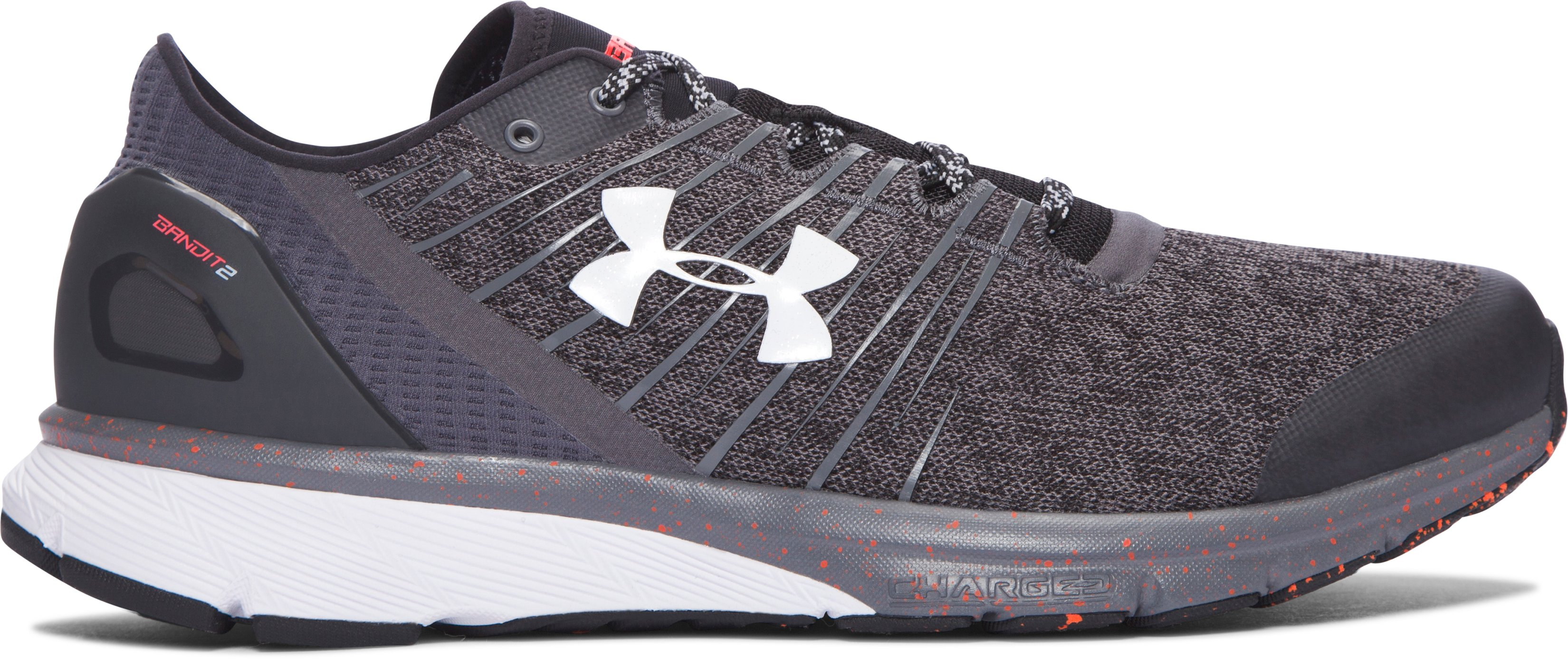 Zapatillas de Running UA Charged Bandit 2 para Hombre, 360 degree view