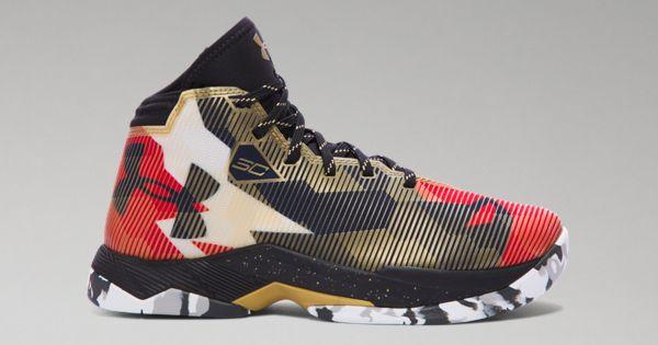 Boys  Grade School UA Curry 2.5 Basketball Shoes  31631b15541c