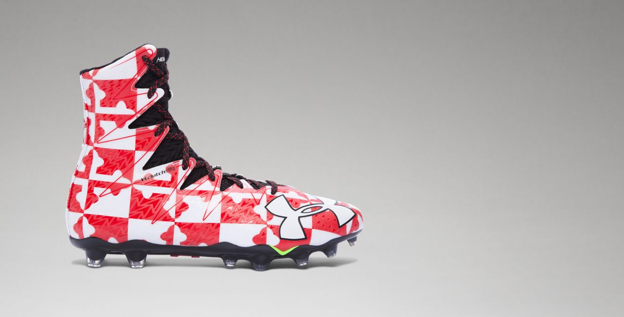 Men S Ua Highlight Football Cleats Limited Edition