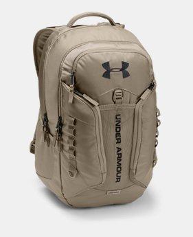 언더아머 UA 스톰 컨텐더 백팩 - 카키 베이지 Under Armour UA Storm Contender Backpack