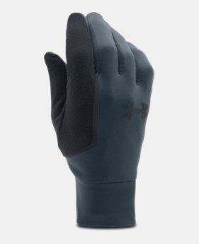 언더아머 장갑 남성용 Under Armour Mens UA No Breaks Armour Liner Gloves