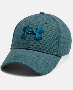언더아머 Under Armour Mens UA Heathered Blitzing Cap