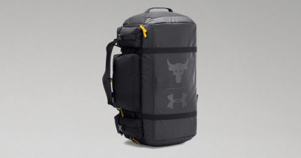 2f5df1bbce UA x Project Rock Range Duffle