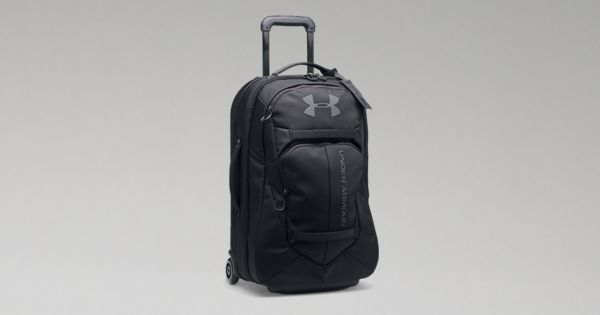 bb32cc56ed84 UA Carry-On Rolling Suitcase | Under Armour US