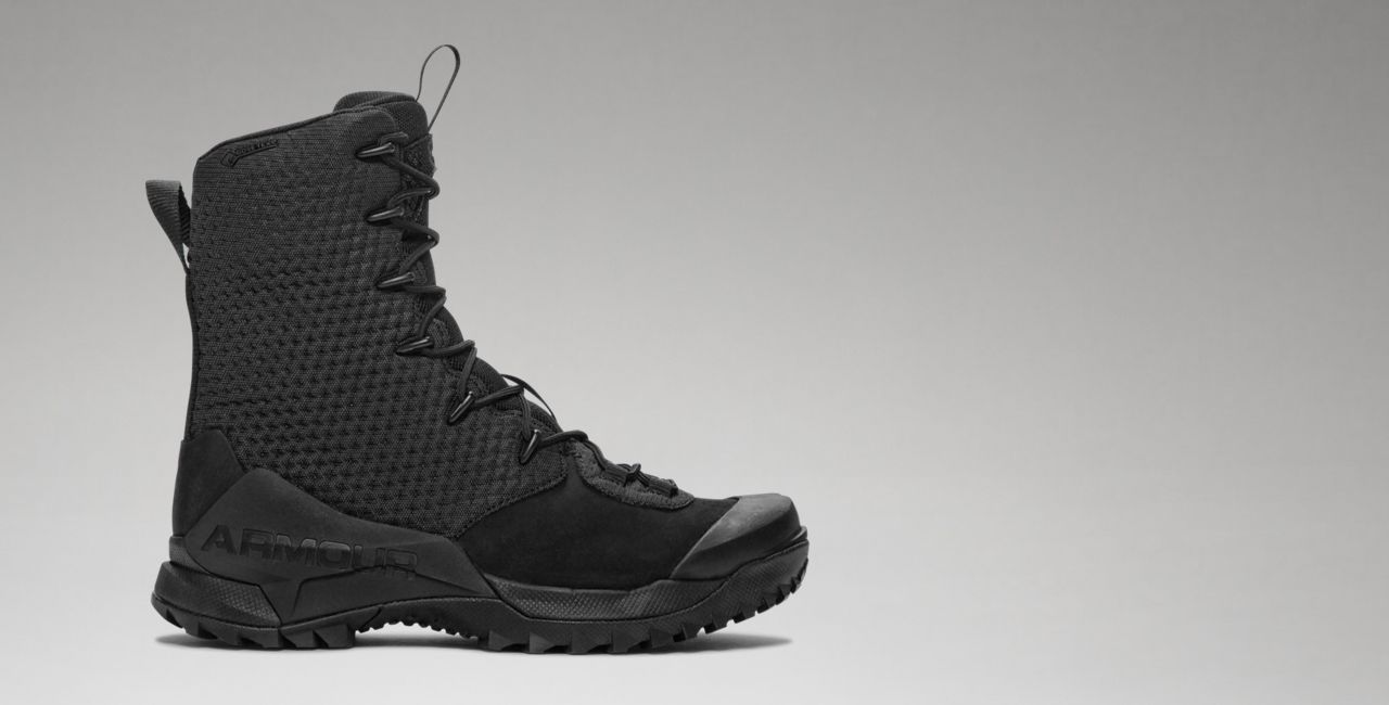 Men S Ua Infil Ops Gore Tex 174 Tactical Boots Under Armour Us