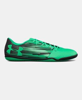 언더아머 UA 남성 스포트라이트 축구화 Under Armour Mens UA Spotlight Indoor Soccer Shoes,#1289538