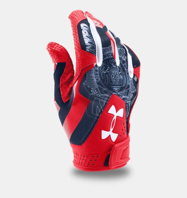 Nike Batting Gloves Canada: Men's UA Yard Undeniable Batting Gloves