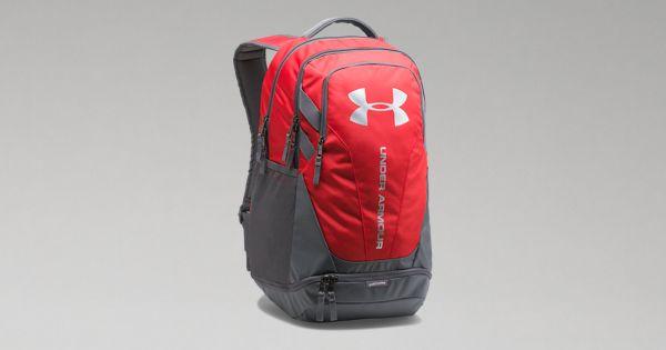 UA Hustle 3.0 Backpack  191a202b62e96