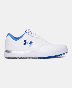 언더아머 UA  스파이크리스 여성 골프화 화이트, 스틸 2종 Underarmour Women's UA Performance Spikeless Golf Shoes,#1297176