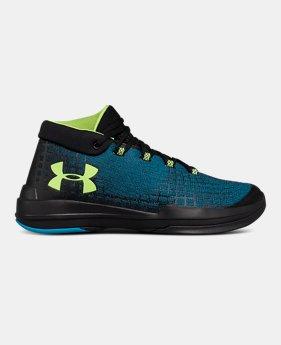 언더아머 UA 남성 NXT 농구화 Under Armour Mens UA NXT Basketball Shoes,BAYOU BLUE (1298311-953)