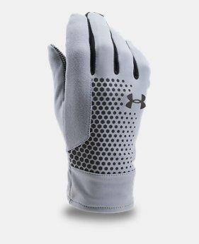 언더아머 장갑 남성용 Under Armour Mens UA Threadborne Run Gloves
