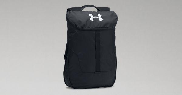 UA Expandable Sackpack  f4108cc939