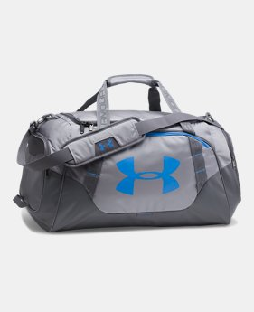 언더아머 UA UA 언디Under Armour Mens UA Undeniable 3.0 Medium Duffle Bag
