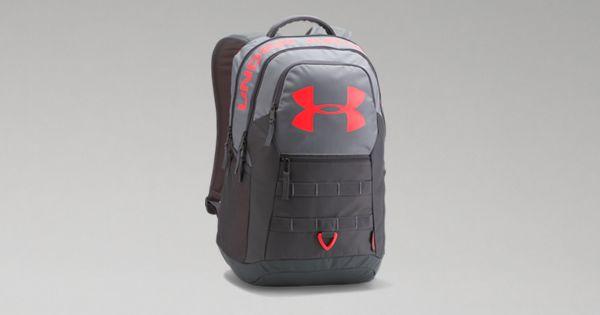 6d7de51333 UA Big Logo 5.0 Backpack | Under Armour CA