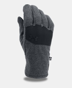 언더아머 장갑 남성용 Under Armour Mens ColdGear Infrared Fleece 2.0 Gloves