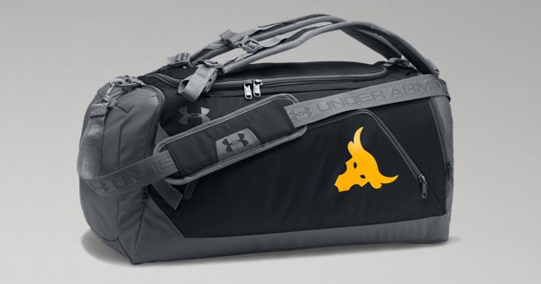 a6113bf9b8e Project Rock Contain Backpack Duffle 3.0 | Under Armour US