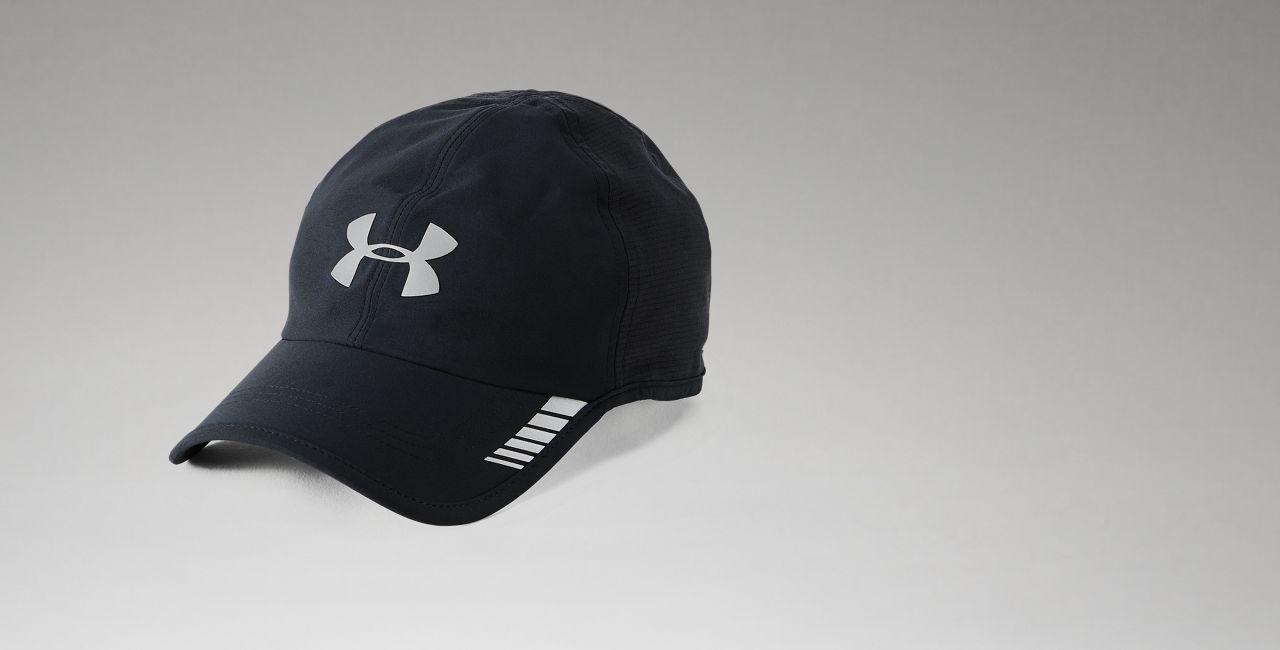 Ua Launch Armour Vent™ Cap Men's  Running Headwear by Under Armour