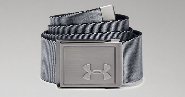 4c361f72 Boys' UA Solid Webbing Belt | Under Armour US
