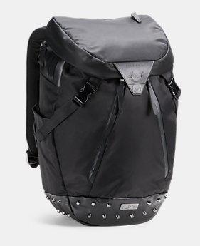 언더아머 UA UA 프로 시리즈 캠 백팩 - 블랙 Under Armour UA Pro Series Cam Backpack,Black (1306055-001)