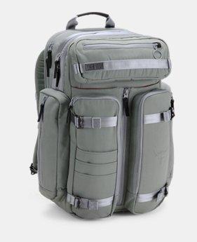언더아머 UA 남성 UA 프로 시리즈 락 백팩 - 모스 그린 Under Armour Mens UA Pro Series Rock Backpack,MOSS GREEN (1306056-492)