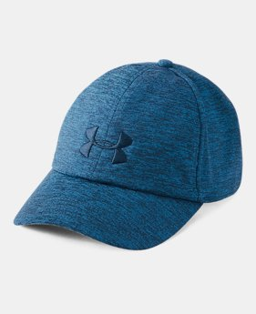 언더아머 모자 UA 볼캡 Under Armour Women's UA Microthread Twist Renegade Cap