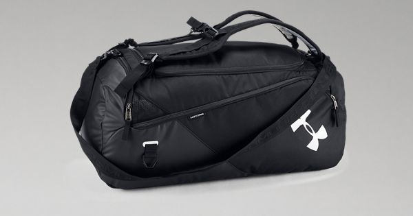 Men s UA Contain 4.0 Backpack Duffle  af7408c8c638a