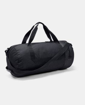 언더아머 Under Armour Mens UA Sportstyle Duffle,Black (1316576-002)