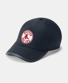 언더아머 UA MLB 팀별 로고 볼캡 (One Panel Cap - BAL, PIT, SF, CHC, KC, NYM, LAD, CIN, STL, WSH, ATL, BOS, CHC, DET, NYY) Mens MLB One Panel Cap