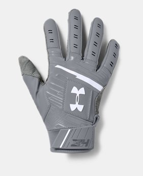 언더아머 UA 하퍼 허슬 야구 배팅장갑 Under Armour Men's UA Harper Hustle Baseball Gloves