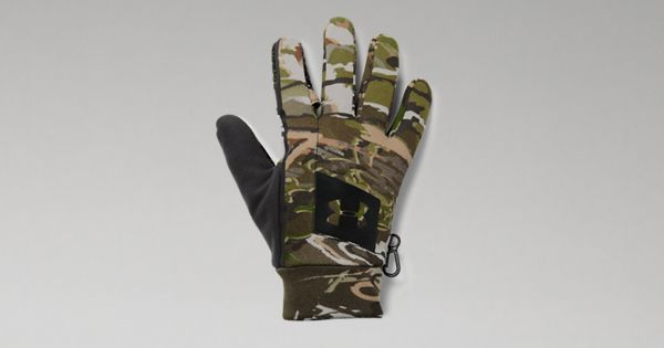 5f1d3436c90e6 Men's UA Hunt Early Season Fleece Glove | Under Armour US