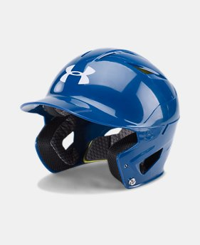 언더아머 UA 야구 헬멧 Under Armour Mens UA Converge Batting Helmet
