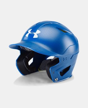 언더아머 UA 야구 헬멧 Under Armour Mens UA Converge Batting Helmet Carbon Tech