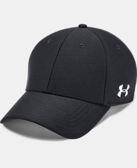 언더아머 Under Armour Mens UA Blitzing Blank Cap