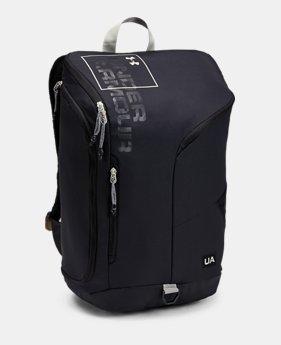 언더아머 Under Armour UA Locker Backpack,Black (1327803-001)