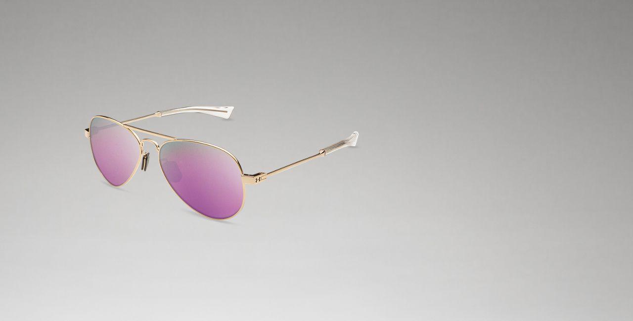 Ua Getaway Mirror Women's Sunglasses by Under Armour