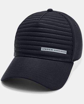 언더아머 Under Armour Mens UA Embossed Golf Cap