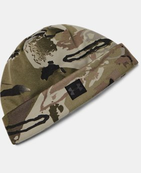 언더아머 Under Armour Mens UA Storm Camo Beanie