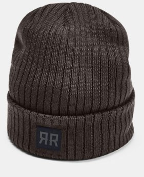언더아머 Under Armour Mens UA PrimaLoft Ridge Reaper Hunt Beanie,MAVERICK BROWN (1343195-240)