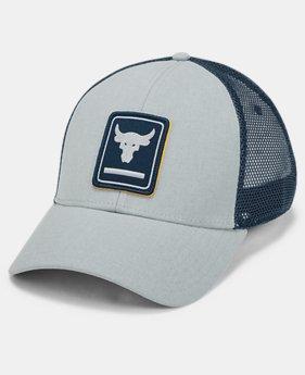 [언더아머 프로젝트 락 컬렉션] ATB 트러커 볼캡 모자 Under Armour Mens Project Rock ATB Trucker Cap