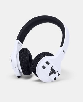 언더아머 Under Armour UA Sport Wireless Train — Project Rock Edition Headphones