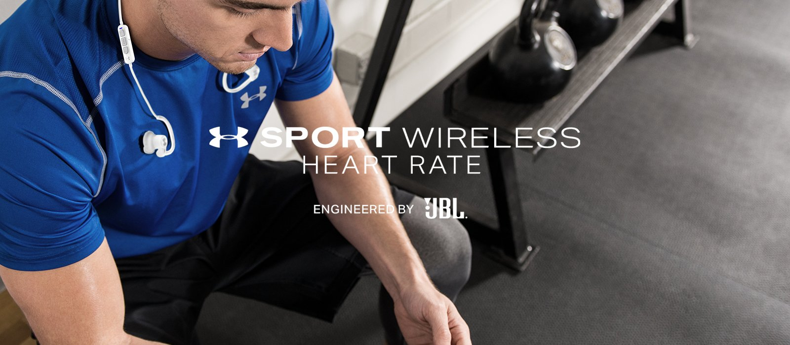 UA Sport Wireless Engineered By JBL