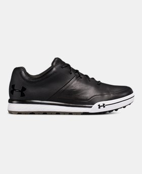 언더아머 UA 템포 하이브리드2 남성 골프화 블랙 Under Armour Mens UA Tempo Hybrid 2 Golf Shoes,Black (3000219-001)